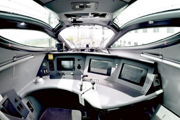 Japan testet Alfa-X, den schnellsten Hochgeschwindigkeitszug der Welt die kabine im schnellsten zug