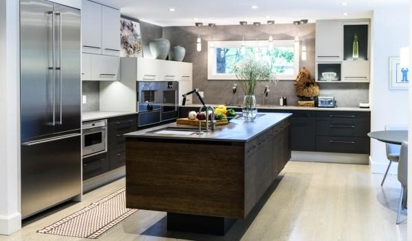 Küchentrends 2019 helle Raumgestaltung