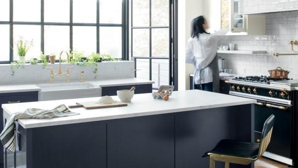 Küchentrends 2019 nahtlose Erscheinung