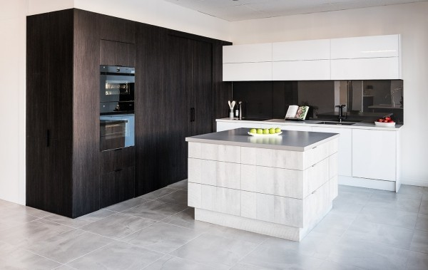 Küchentrends 2019 verschiedene neutrale Farben