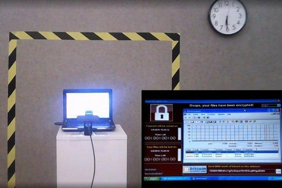 Laptop mit 6 der gefährlichsten Malware der Welt für 1,34 Mio. USD verkauft live stream vom gefährlichen laptop