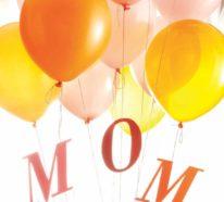 Last Minute Geschenke zum Muttertag – 12 einfache Geschenkideen zum Selbermachen
