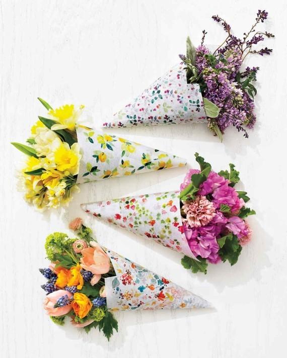Last Minute Geschenke zum Muttertag DIY Blumenstrauß