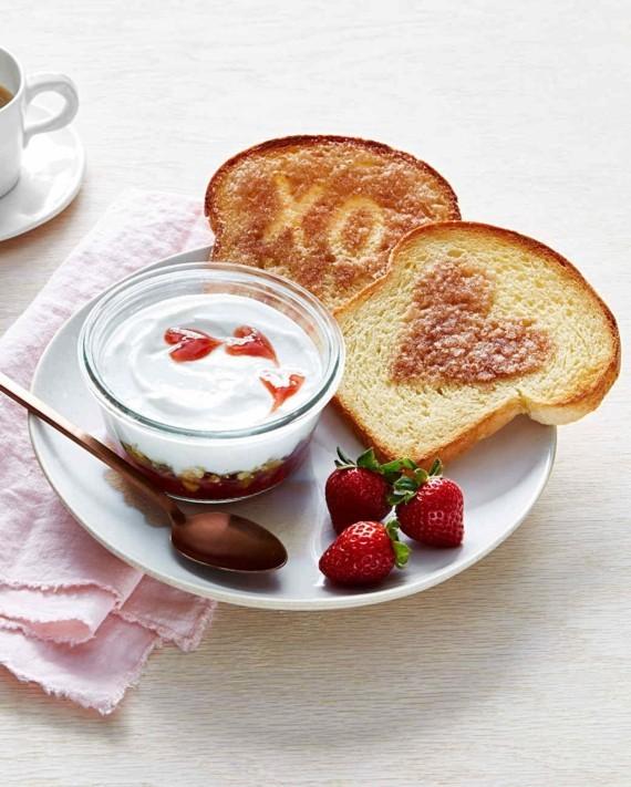 Last Minute Geschenk Muttertag Frühstück im Bett