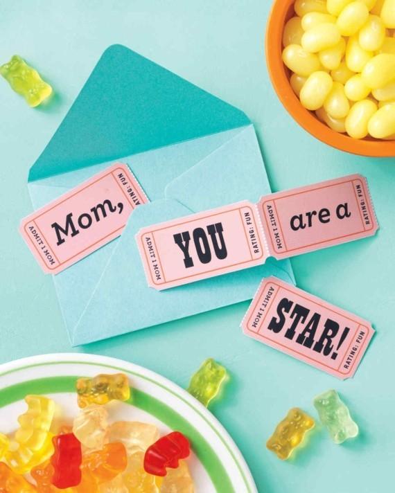 Last Minute Geschenke zum Muttertag Kinoabend