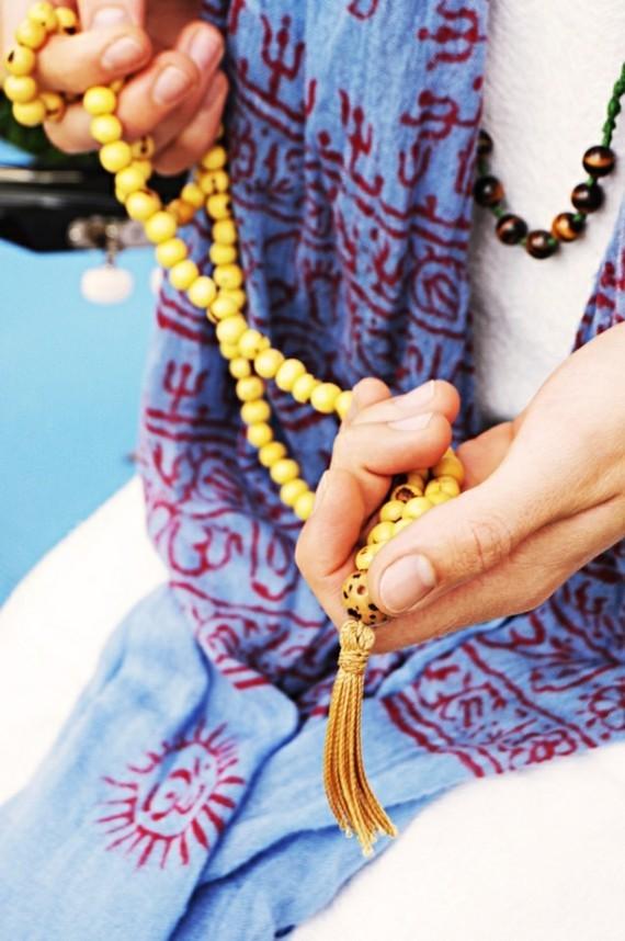 Mala Kette Japa Meditaion Gebetskette