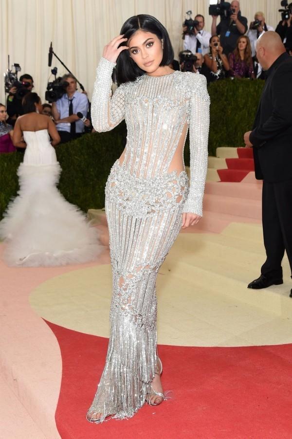 Met gala 2019 Kylie Jenner
