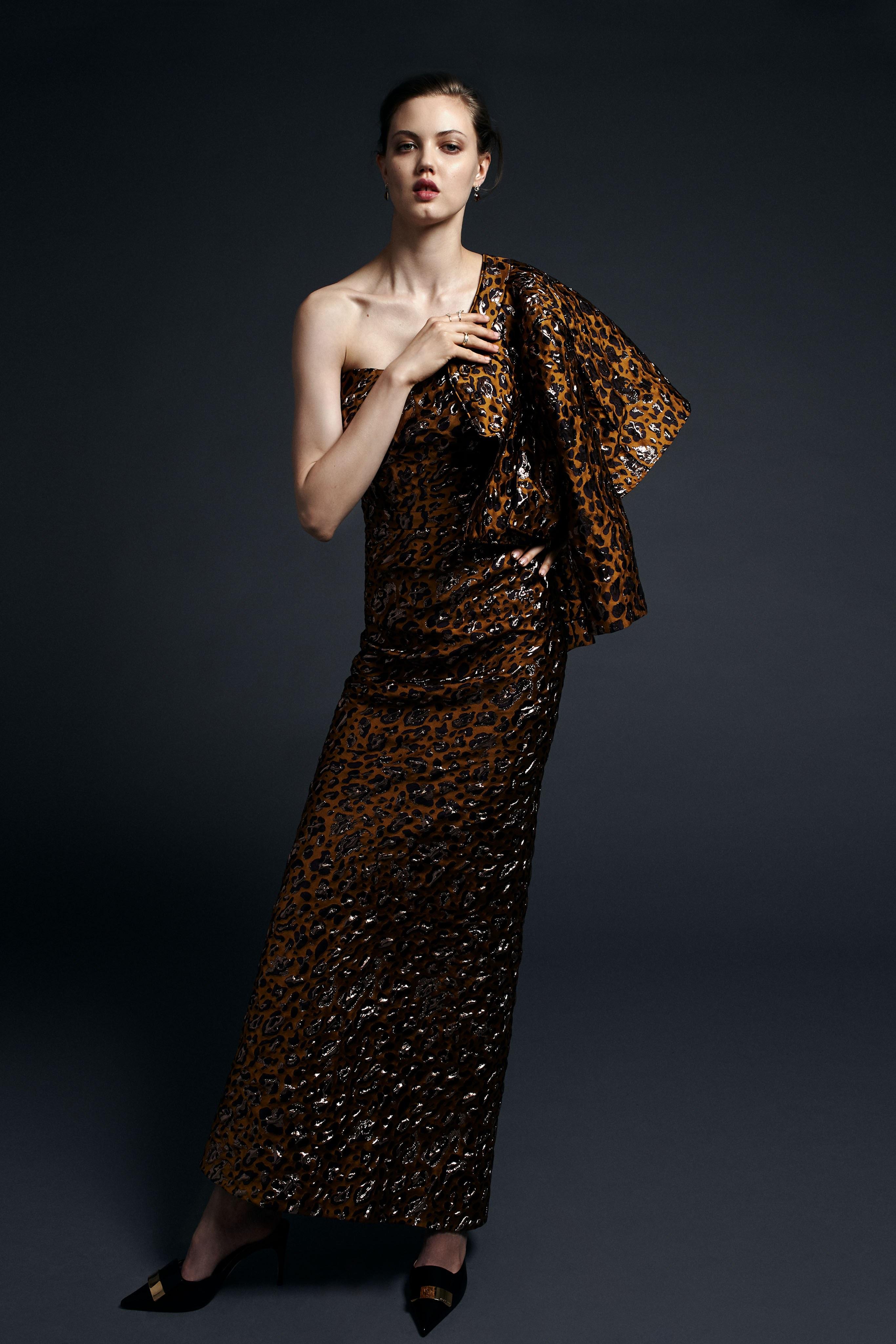 Modetrends goldene Idee