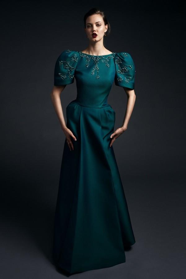 Modetrends sehr edles grün