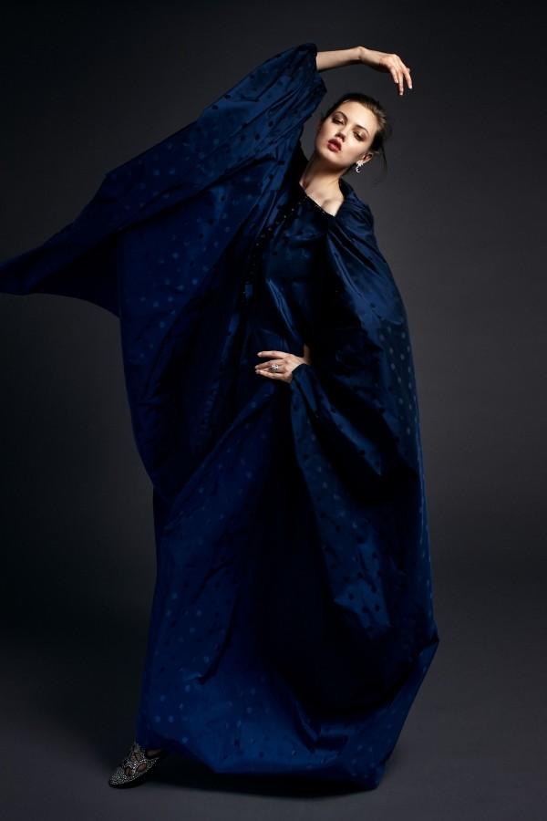 Modetrends tolle blauen Ideen