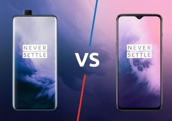 OnePlus 7 und OnePlus 7 Pro - Worin liegt der Unterschied welcher ist der sieger