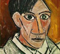 Picassos Selbstporträt – wie hat sich der Maler selbst durch die Jahre gesehen?