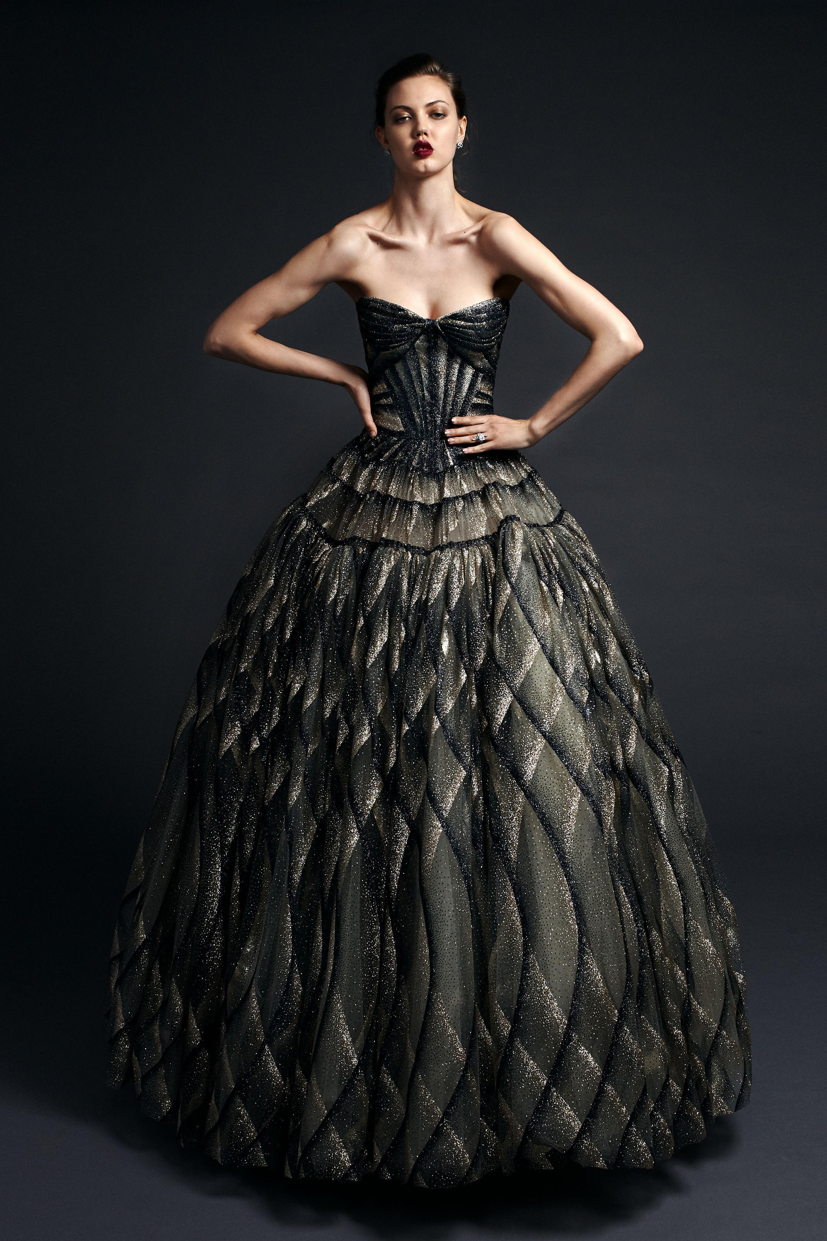 Prinzessinnen Kleid Modetrends