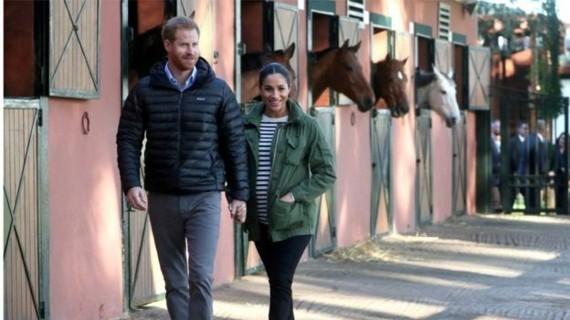 Royal Baby Prinz Harry Geburt seines ersten Sohnes