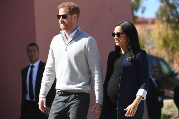 Royal Baby Prinz Harry Meghan Markle Schwangerschaft