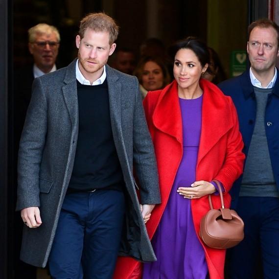 Royal Baby Ist Da! Was Sagt Prinz Harry über Die Geburt