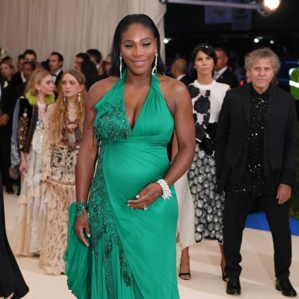 Serena Williams met gala 2019