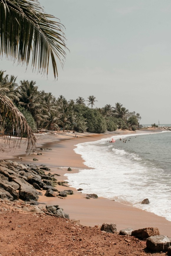Sri Lanka Reisetipps Mirissa Strand