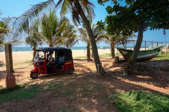 Sri Lanka Reisetipps Negombo Strand