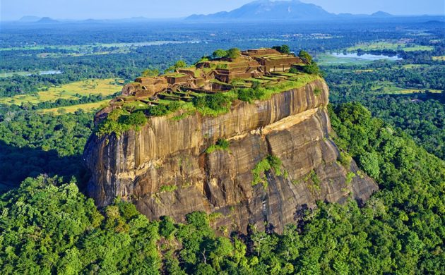 Sri Lanka Urlaubsorte