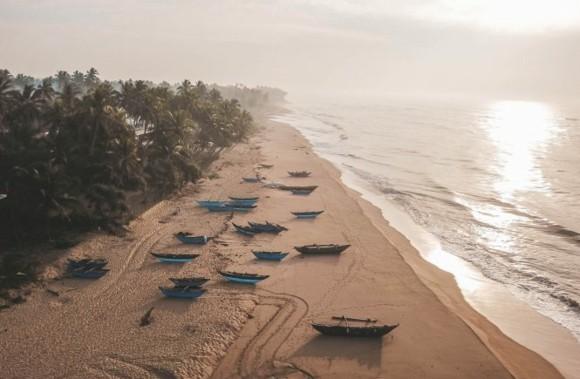 Sri Lanka Reisetipps Tangalle Strand
