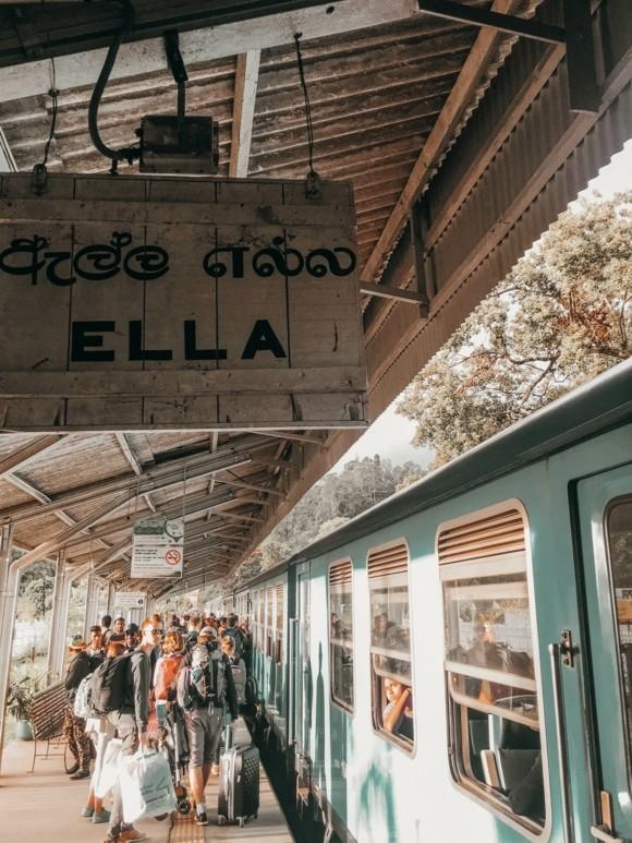 Sri Lanka Reisetipps Zugfahrt Ella