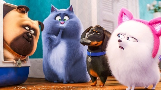 Top 15 bevorstehende Sommer Filme secret life of pets 2