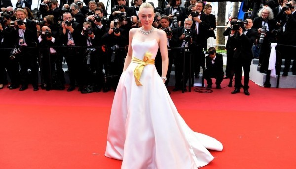 cannes 2019 Dakota Fanning