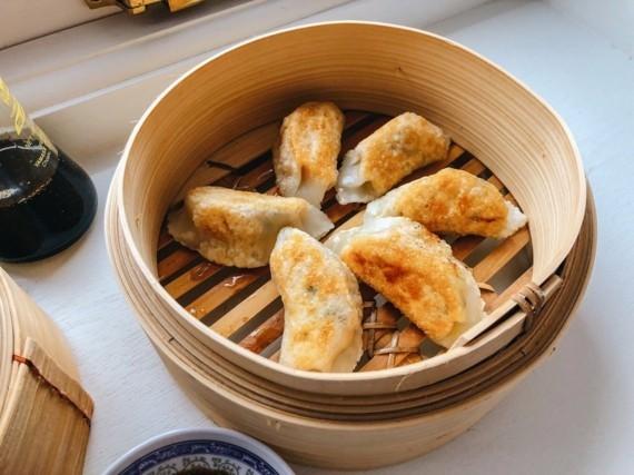 Wan Tan Suppe Teigtaschen