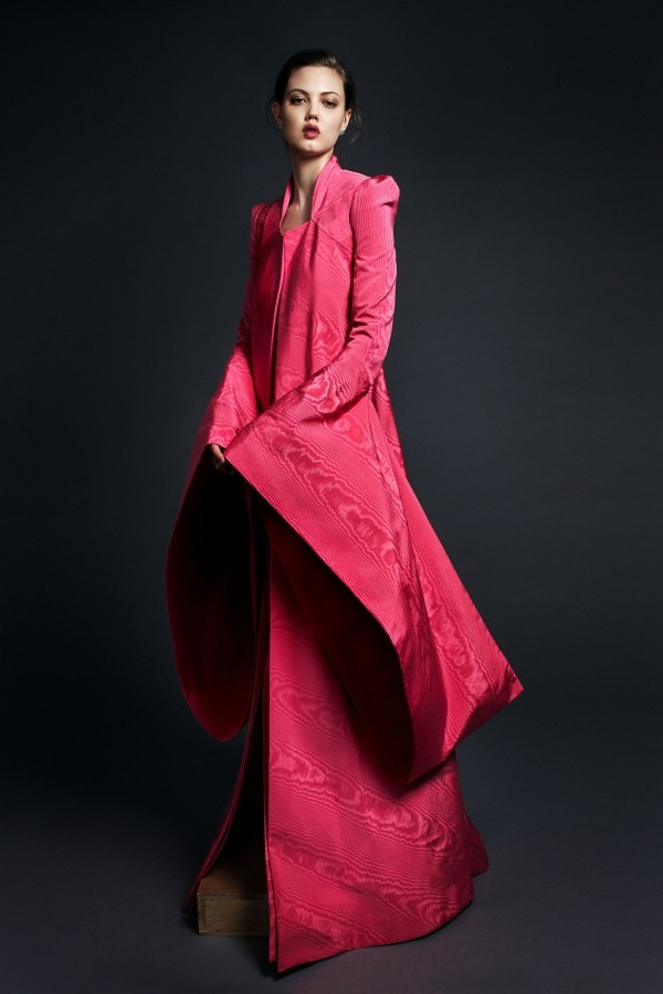 edles Rosa Modetrends