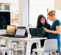 Innovationen für die Organisation im Bürodesign 2019
