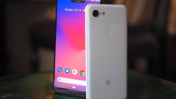 google pixel design auf beiden seiten