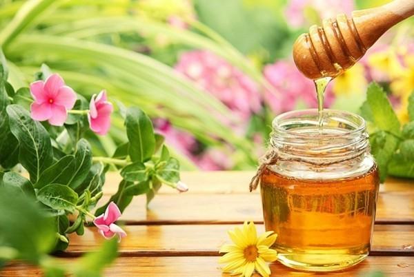 hausmittel gegen sonnenbrand honig