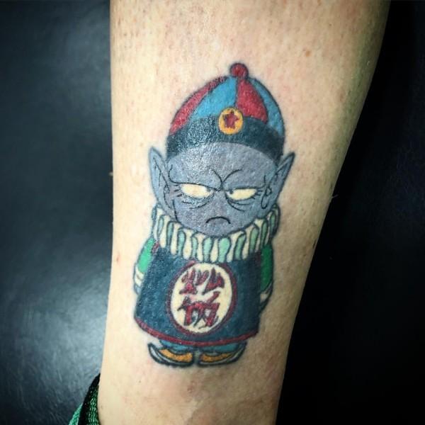 kleines männchen tattoo ideen
