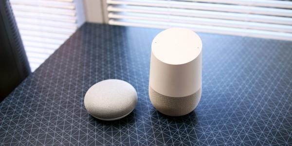 moderner tisch mit google sleep