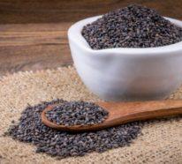 Schwarzer Sesam und seine gesundheitlichen Vorteile
