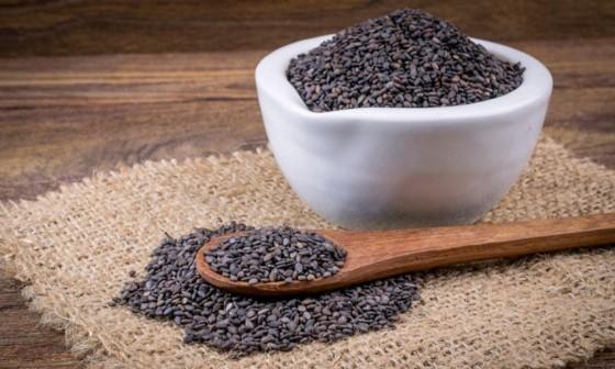 schwarzer Sesam gesunde Sesamsamen Heilmittel