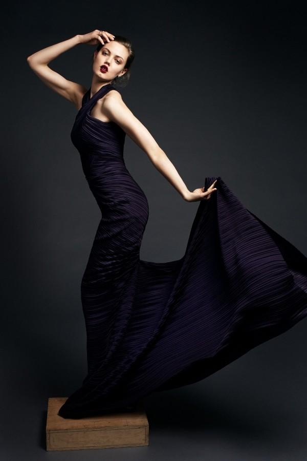super tolle dunkelblaue Kleider Modetrends