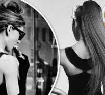 Ariana Grande  – das neue Werbegesicht von Givenchy
