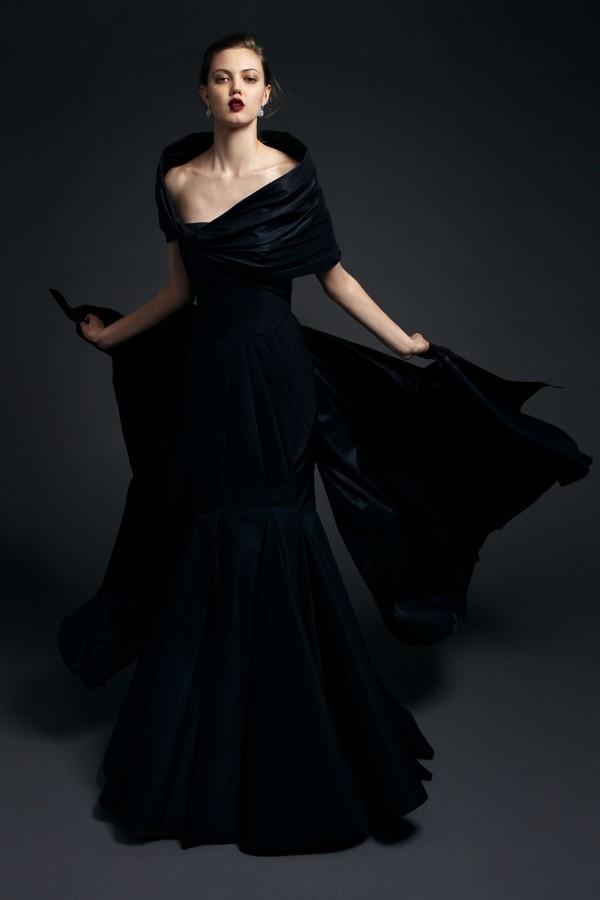 tolles breites Kleid Modetrends
