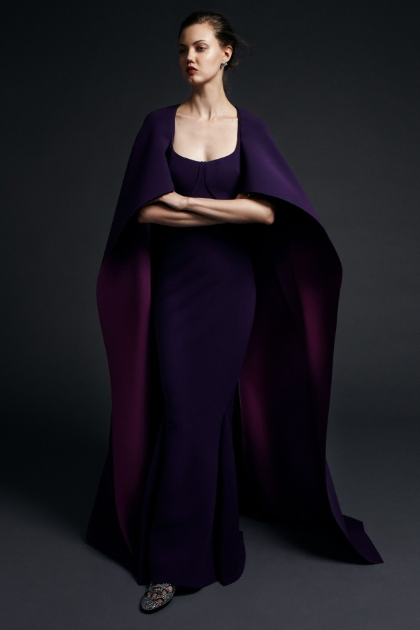 verschiedene Lilas Modetrends