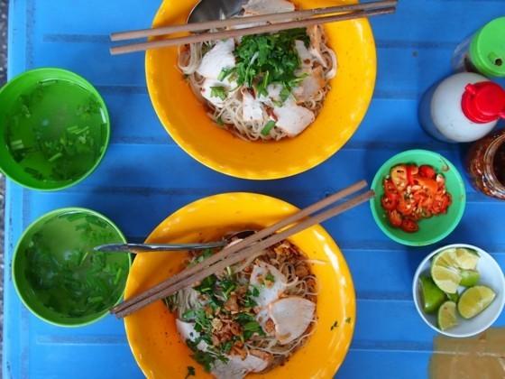 vietnamesische Küche Pho Suppe selber zubereiten Rezept