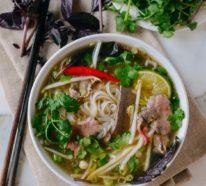 Vietnamesische Pho Suppe selber zubereiten – Rezept und hilfreiche Tipps