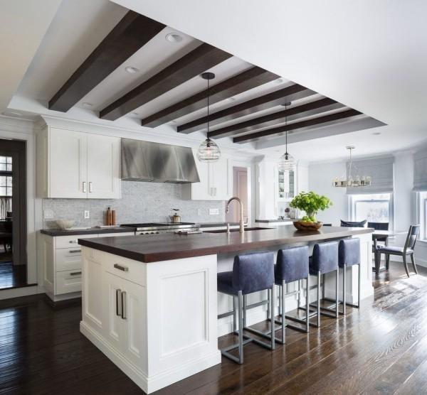 wunderbare Materialien Küchentrends 2019
