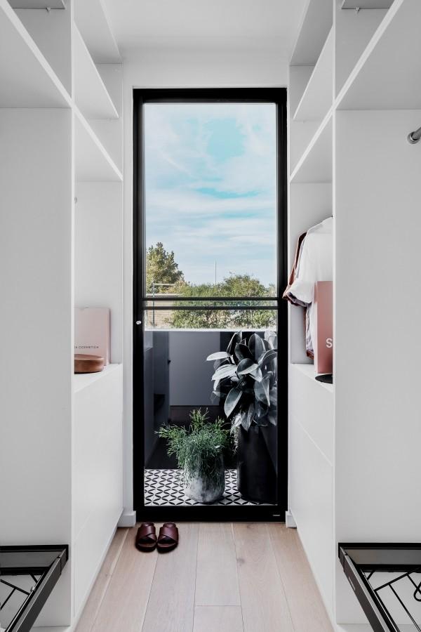 wunderbare art deco in schwarz weiß