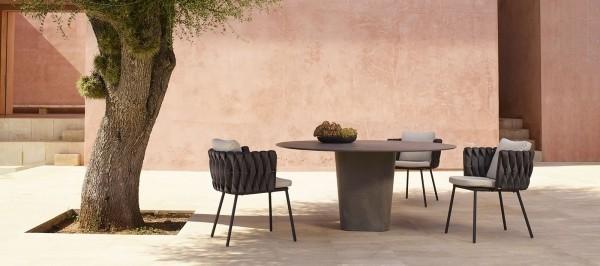 wunderbare terrasse lounge sessel