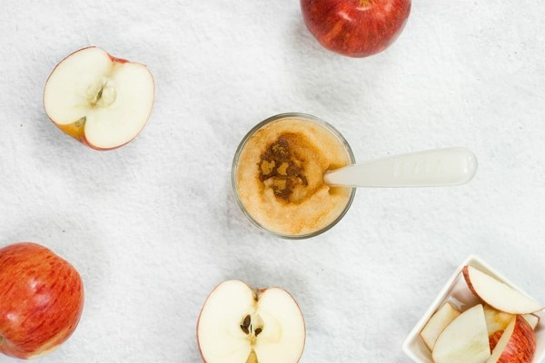 Apfelmus selber machen gesunde Nachtisch Ideen