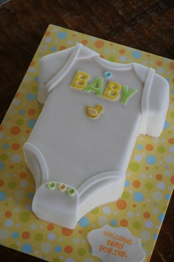 Babytorte Baby Shower Party Babyparty Torte Body