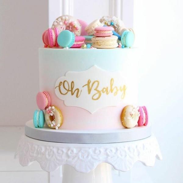 Babytorte Baby Shower Party Babyparty Torte Motivtorten Rezepte