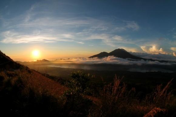 Bali Reisetipps Bali Packliste Natur Sonnenuntergang